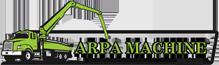 آرپا ماشین | فروش ماشین آلات ساختمانی و راه سازی